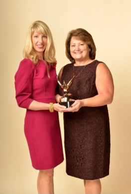PTWA President Amy Wilson and Executive Director Sara Moores