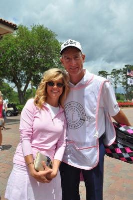 Tabitha and Jim Furyk